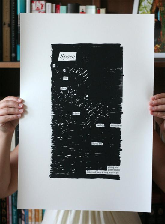 Austin Kleon Print