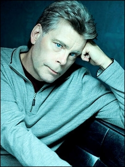 Stephen King photo.