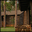Caddo Lake State Park Cabins.