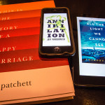 Ann Patchett's This is the Story of a Happy Marriage; Jeff VanderMeer's Annihilation; and Anthony Doerr's All the Light We Cannot See