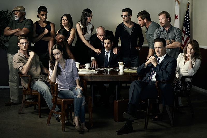 Sequestered cast photo