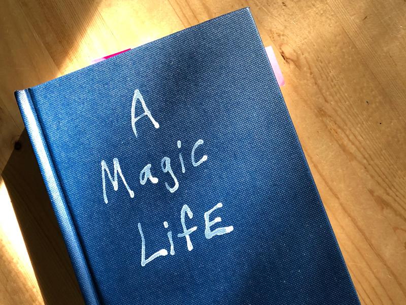 A Magic Life Journal.