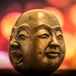 Buddha faces