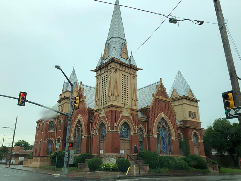 Central Christian Church Greenville Church
