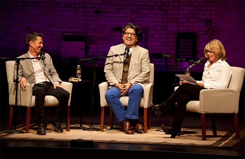Jess, Sherman, and Kerri (Photo credit: Jayme Halbritter, MPR News)