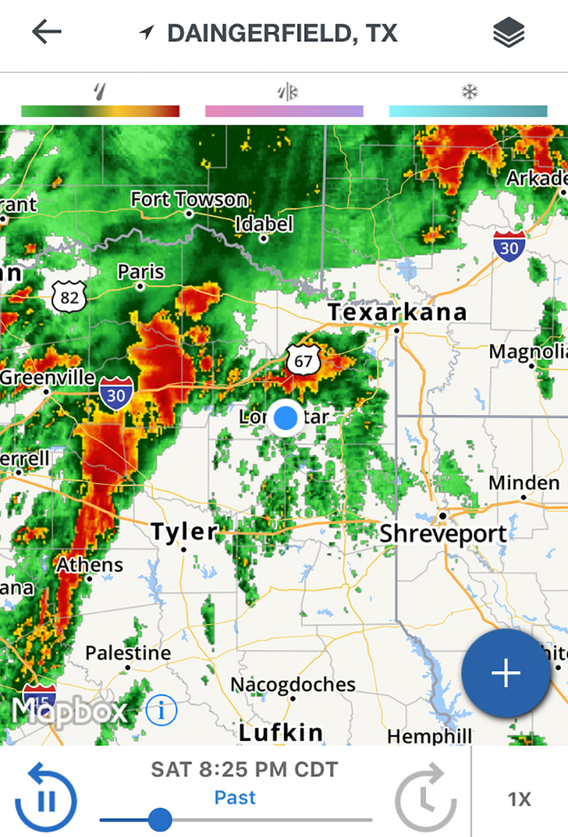 Tornadoes to the storms to our west...