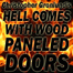 Hell Comes With Wood Paneled Doors icon.