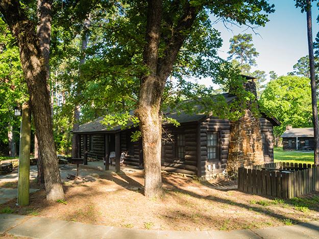 Caddo Lake State Park Cabin