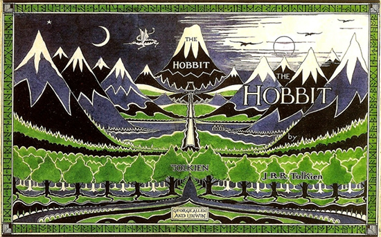 Cover to The Hobbit