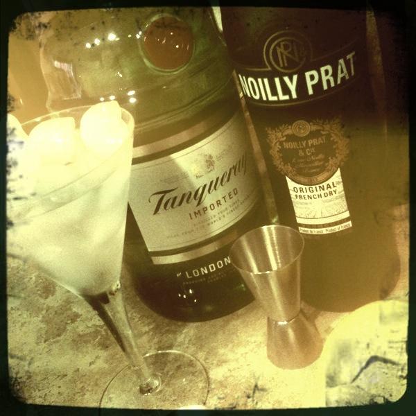 Martini makings