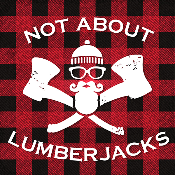 Not About Lumberjacks logo